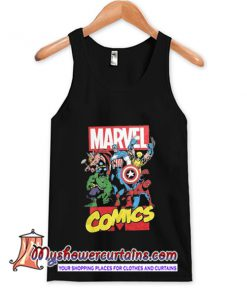 Marvel Comics Tank Top (AT)