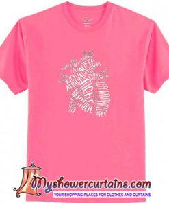 Anatomical Heart comfort T Shirt (AT)