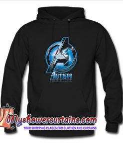 Avenger Autism My Super Power Hoodie (AT)
