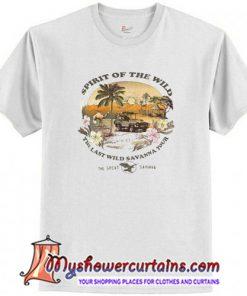 Spirit of the wild T Shirt (AT)