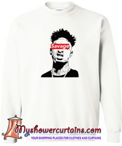 21 Savage Sweatshirt (AT)