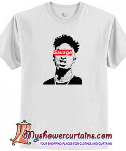 21 Savage T-Shirt (AT)