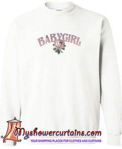 90s BabyGirl Sweatshirt (AT)