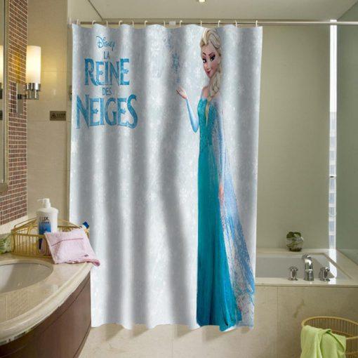 Disney Frozen Shower Curtain (AT)