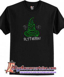 Sorting Hat Slytherin T-Shirt (AT)