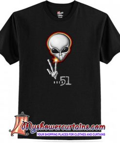 Area 51 Alien T-Shirt (AT)