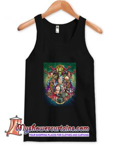 Buckle Up Morty Tank Top (AT)