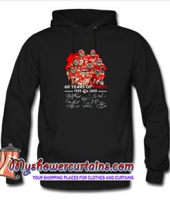 60 Years of Chiefs Signatures Hoodie (AT)