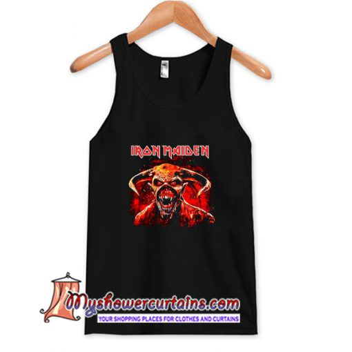 Iron Maiden Legacy Of The Beast 2019 Tour Tank Top (AT)