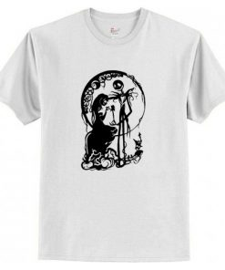 A Nightmare Before Christmas Men T Shirt (AT)