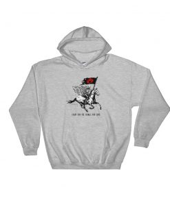 ANARCHY Heavy Blend Hoodie (AT)