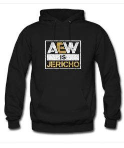 Aew is Jericho Hoodie (AT)