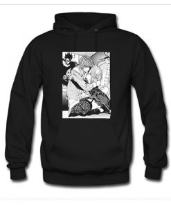 Death Note Light Misa Anime Hoodie (AT)