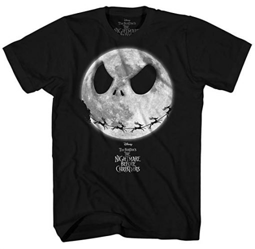 Disney Nightmare Before Christmas T Shirt (AT)