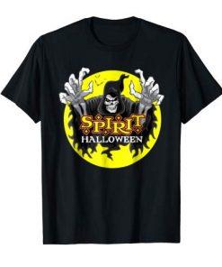Spirit Halloween T Shirt (AT)