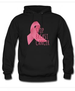 Stop Breast Cancer Hoodie (AT)