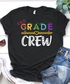 2nd Grade Crew T-Shirt SN
