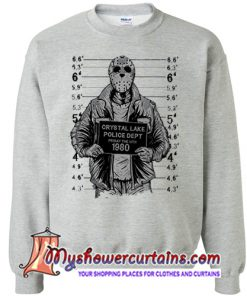 6TN Mens Jason Mugshot Sweatshirt SN