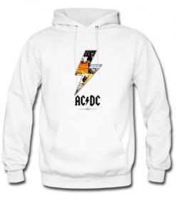 AC DC 1973 hoodie SN