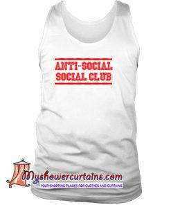 ANTI SOCIAL TANK TOP SN