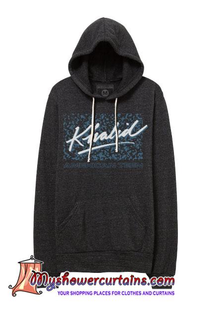 American Teen Limited Edition Khalid Hoodie SN