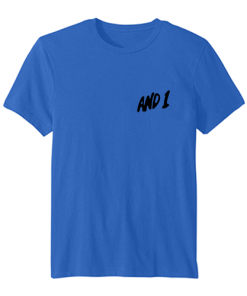And 1 Friends T-Shirt SN