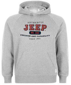 Authentic Jeep hoodie RF02