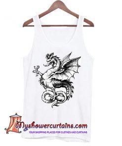 Celtic Dragon Racerback TANK TOP SN