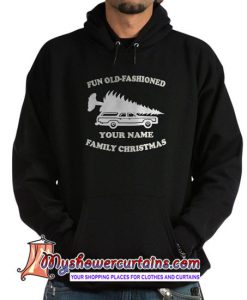 Griswold Family Christmas Hoodie (dark) SN