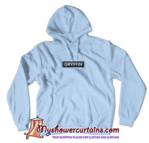 Hoodie Blue Gryffin SN