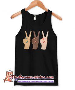 Peace Hands TANK TOP SN