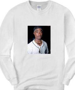 2pac Tupac Shakur sweatshirt RF02