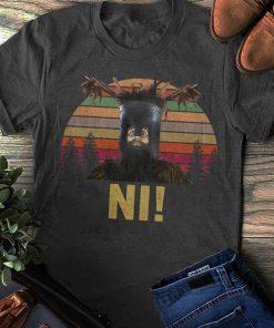 A Knight Who Says Ni t shirt RF02
