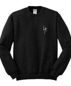 Adam Levine LA sweatshirt RF02