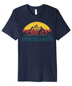 Adventure Awaits t shirt RF02