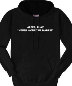 Alexa hoodie RF02