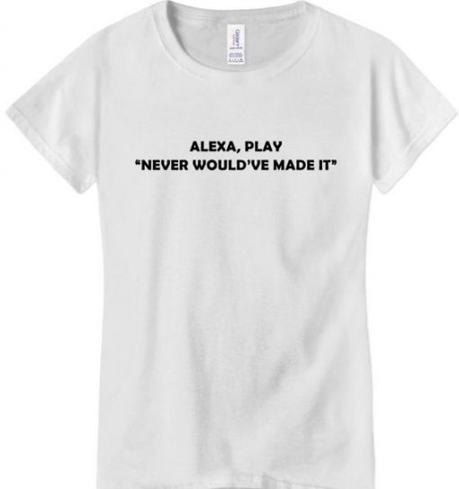 Alexa t shirt RF02