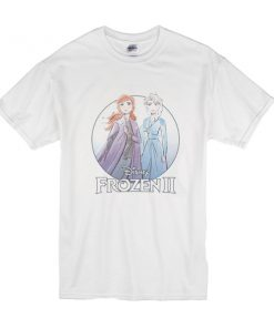Anna and Elsa frozen 2 t shirt RF02