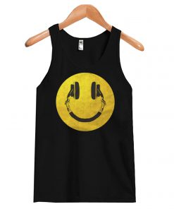 Music Smile Tank top RF02