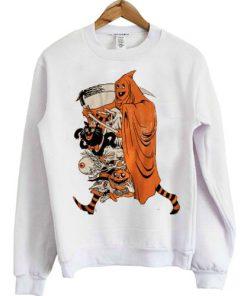 'Saint Halloween' sweatshirt RF02