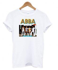 Abba SOS t shirt RF02