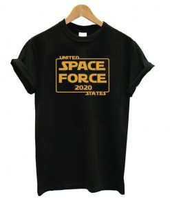 Space Force 2020 t shirt RF02
