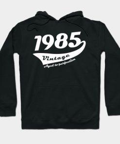 1985 vintage 30th birthday Hoodie AI