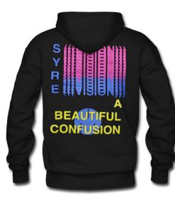 Syre A Beautiful Confusion hoodie back RF02