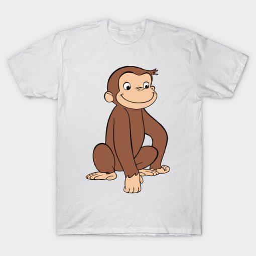 Curious George T-Shirt AI