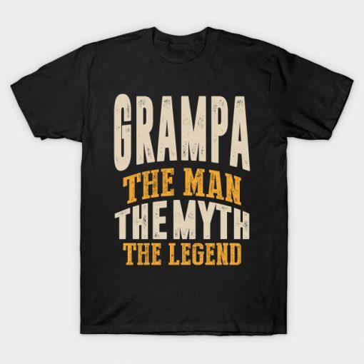 Grampa Gifts T-Shirt AI